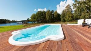 Folkpool AquaShell lasikuituiset uima-altaat