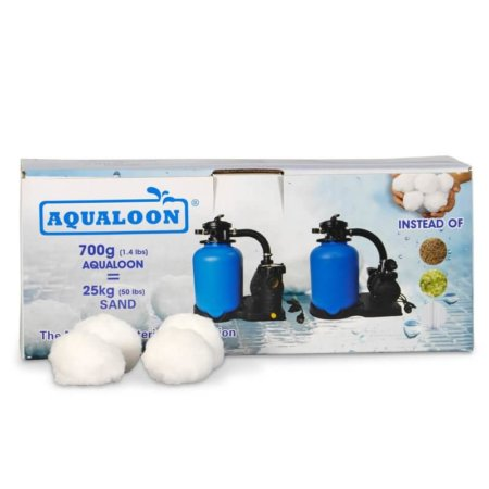 Aqualoon suodatinkuitu 700gr.